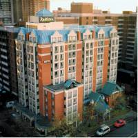 Отель Radisson Hotel Ottawa Parliament Hill