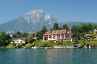 Отель Kastanienbaum Swiss Quality Seehotel