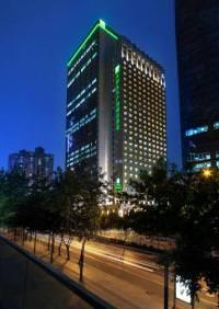 Отель Holiday Inn Chengdu Oriental Plaza