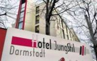 Отель Hotel Jungstil