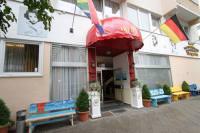 Отель Hotel Tagungshaus Tiergarten