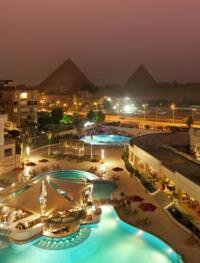 Отель Le Meridien Pyramids
