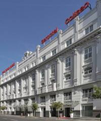 Отель Sercotel Coliseo