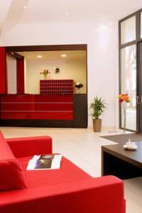 Отель Citéa Avignon