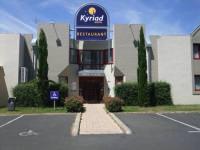 Отель Kyriad Brive La Gaillarde Centre