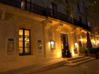 Отель Le Cheval Blanc