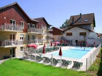 Отель Residhotel Les Terrasses du Lac