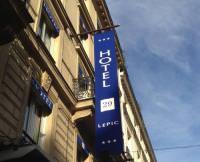 Отель Hotel 29 Lepic