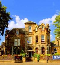Отель Murrayfield Hotel & Lodge