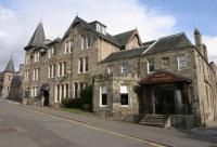 Отель Scotlands Hotel