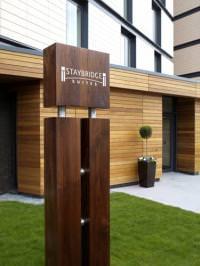 Отель Staybridge Suites Newcastle