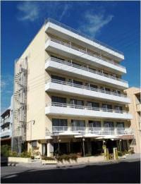 Отель Nafsika Hotel