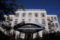 Отель Starhotels Business Palace