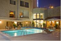 Отель Amman International Hotel