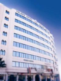 Отель Toledo Amman Hotel