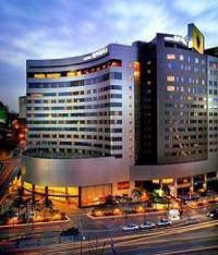 Отель Seoul Riviera Hotel