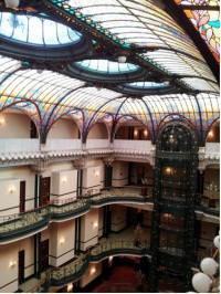 Отель Gran Hotel Ciudad de Mexico