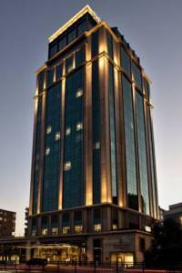 Отель Renaissance Istanbul Bosphorus Hotel