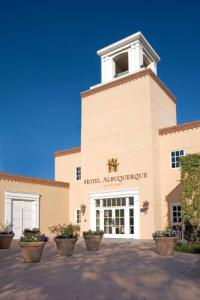 Отель Hotel Albuquerque At Old Town - Heritage Hotels and Resorts