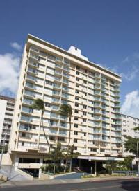 Отель Aqua Aloha Surf & Spa