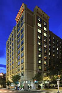 Отель Hampton Inn Philadelphia Convention Center