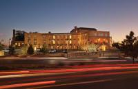 Отель Hotel Parq Central Albuquerque