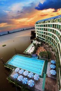 Отель The Hanoi Club Hotel & Lake Palais Residences