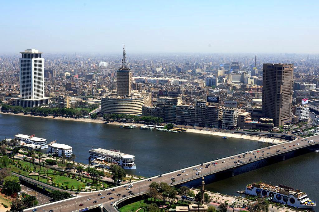 6th October Bridge Egypt