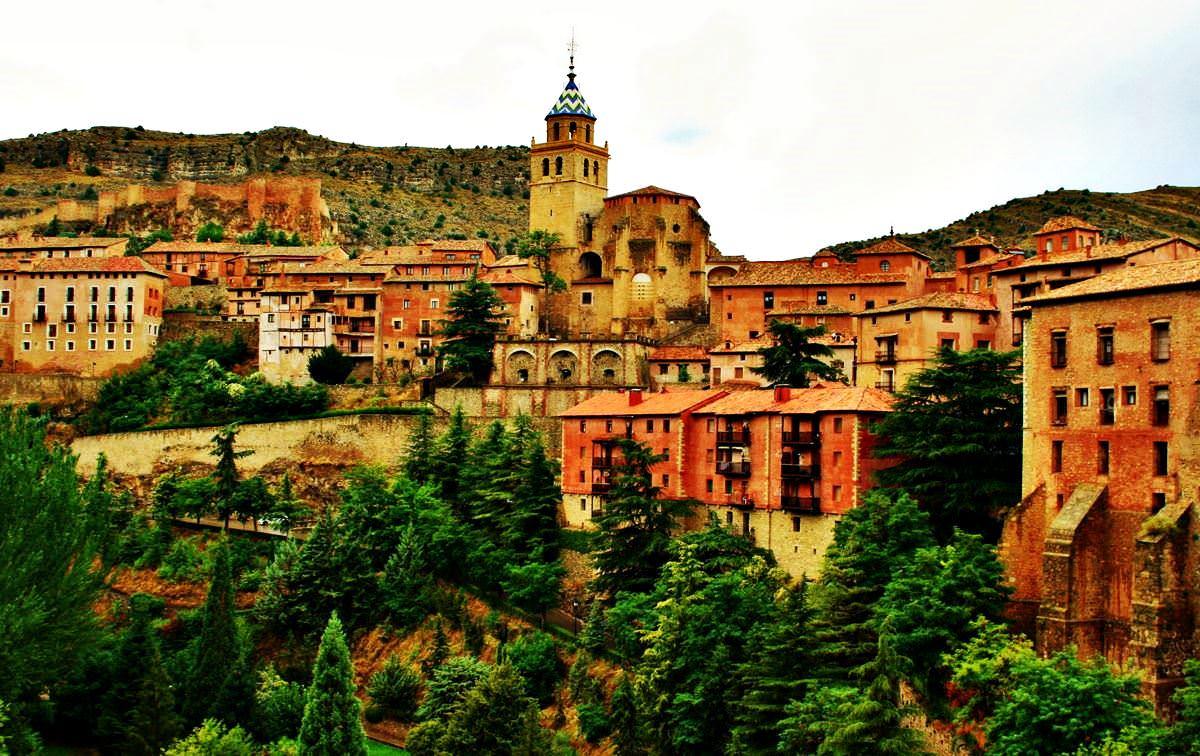 Image result for Альбаррасин, Испания