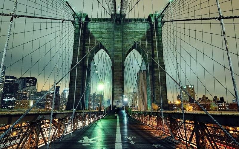 die brooklyn bridge unglaubliche und gro artige br cken und viadukte. Black Bedroom Furniture Sets. Home Design Ideas