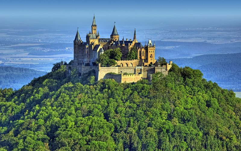 Burg Hohenzollern Series Amazing Ancient Fortresses Rreserved To This Day Orangesmile Com