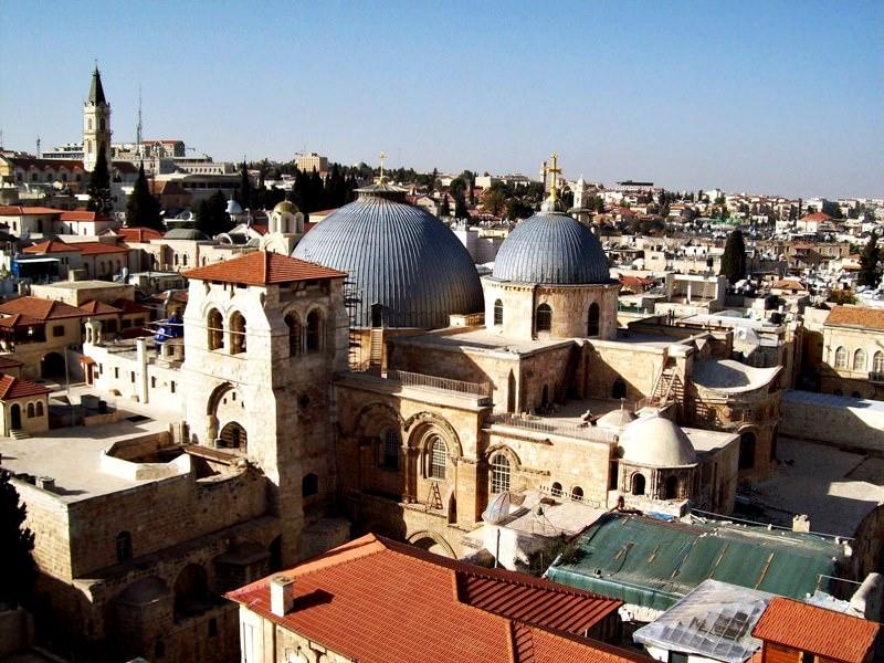 heilige stätten in jerusalem