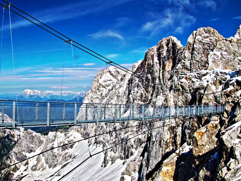 Dachstein Sky Walk   Series 'Elegant architectural structures for ...