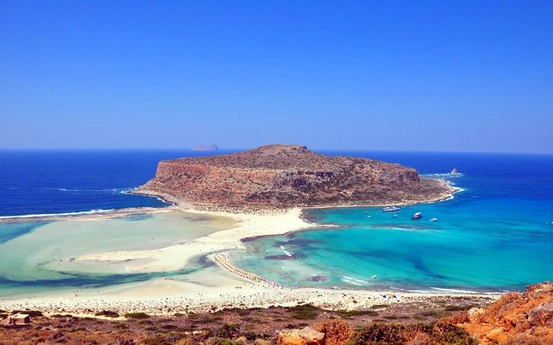 Elafonissi Beach Greece