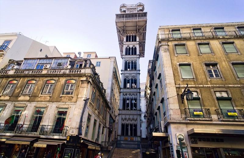 elevador de santa justa die 16 exotischsten aufz ge und. Black Bedroom Furniture Sets. Home Design Ideas