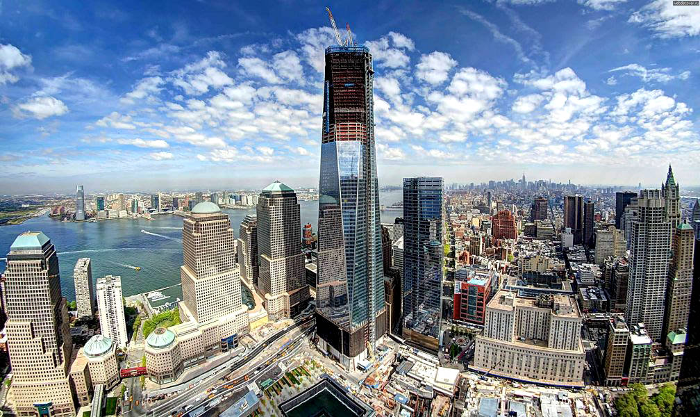 Freedom Tower Series Highest Buildings In The World
