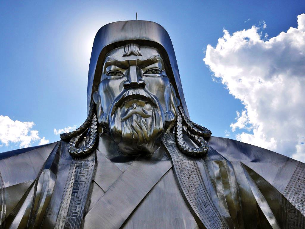 Genghis khan marriage quotes