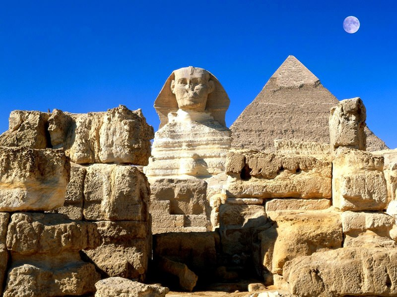 a description of geography and architecture in egypt a place of many mysteries