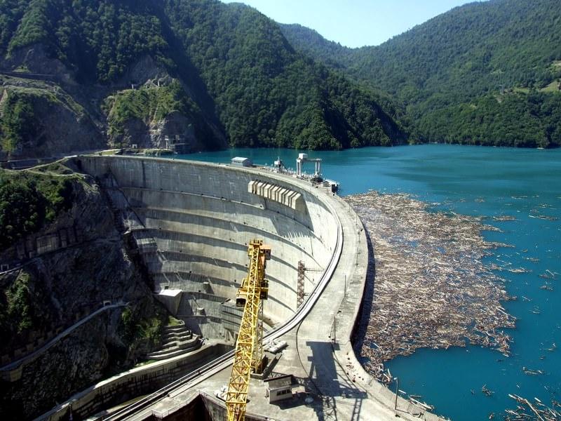 Beautiful dams from around the world