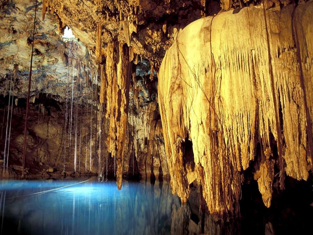La Cueva Lechugilla   De resena 'Las Más Grandes y Ramificadas Cuevas de la  Tierra'   OrangeSmile.com
