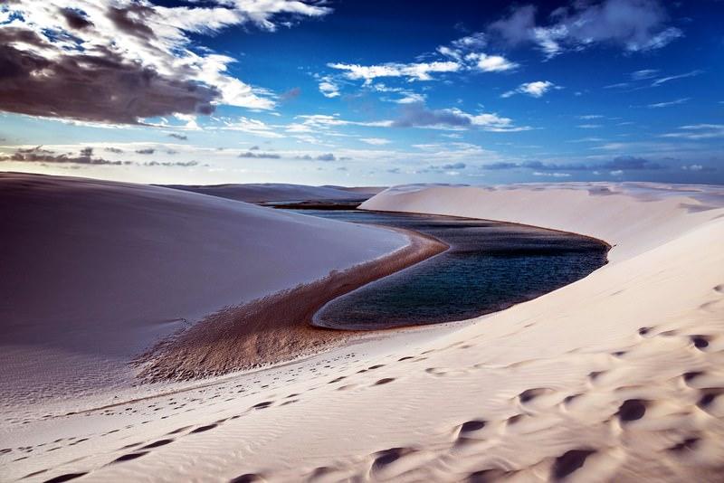 Top 11 Most Unusual Deserts on the Planet   OrangeSmile.com