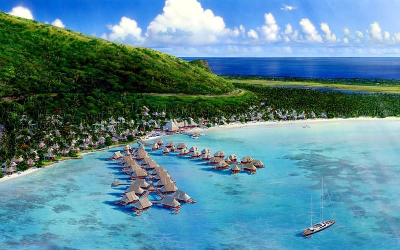 Moorea Series The Most Beautiful Islands On The Planet