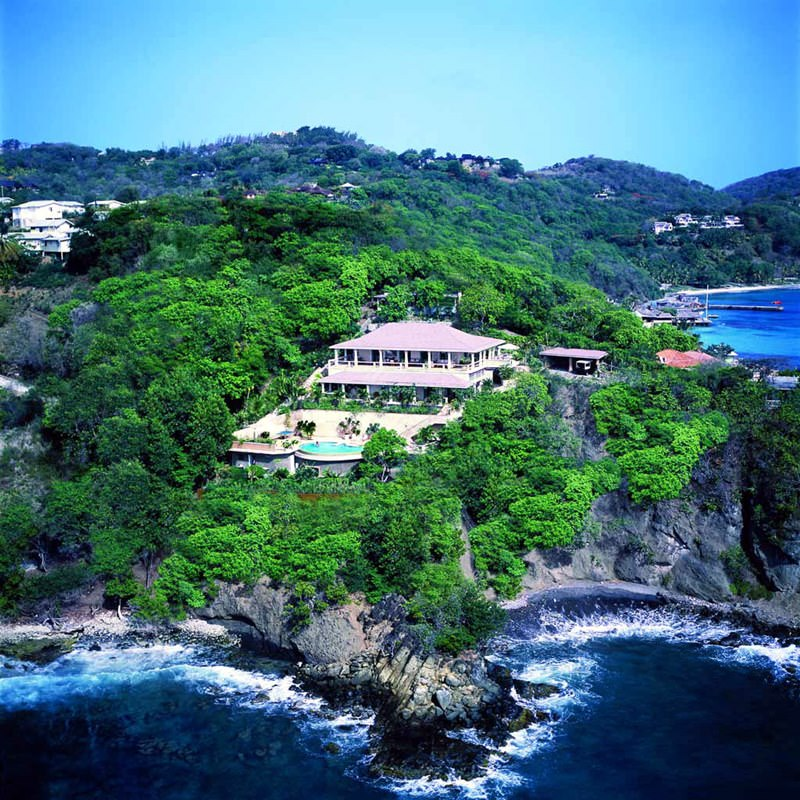 Mustique Island Saint Vincent And The Grenadines