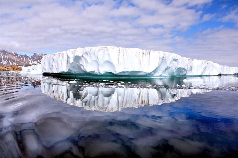 Grönland - gezegendeki en büyük ada