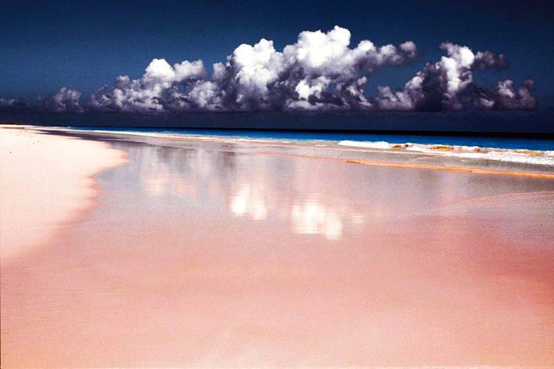 Pink Sands Beach Bahamas