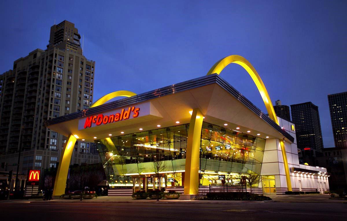 Mcdonald S Top Restaurant
