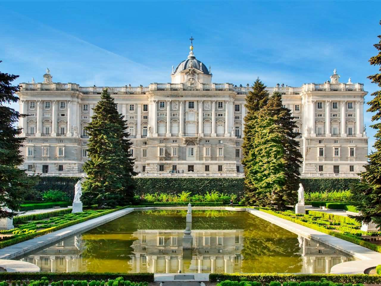 royal palace of madrid series the most elegant buildings of