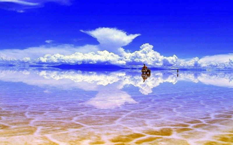 Salar De Uyuni Series The Most Surrealistic Places Of The