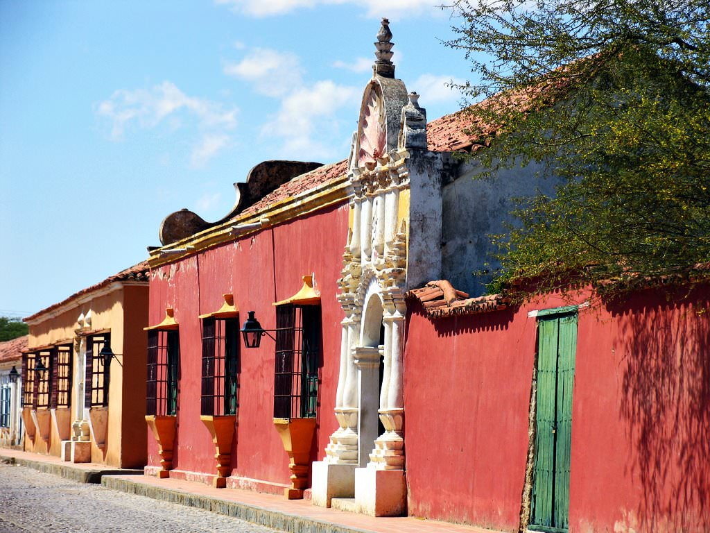 Santa Ana de Coro Town | Series 'Famous UNESCO Sites in