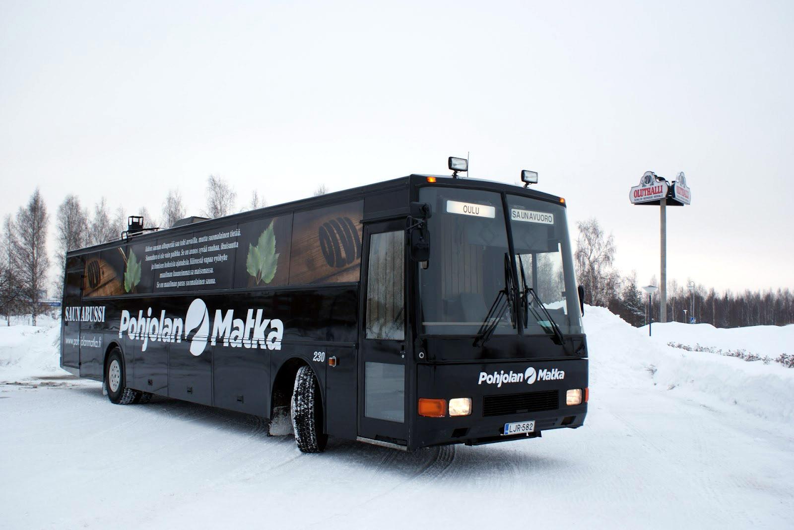 Автобус до финляндии с финлянского вокзала